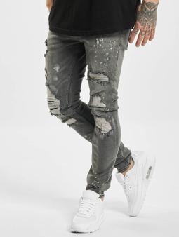 Vsct Clubwear Keanu 2. Gen Antifit Jeans Grey Stoned Hyperus