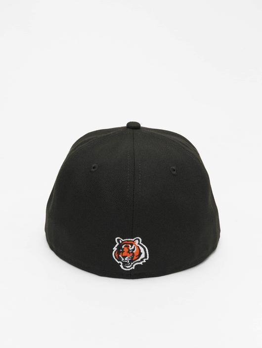 New Era Cincinnati Bengals Team Tonal 59Fifty Fitted Caps image number 1