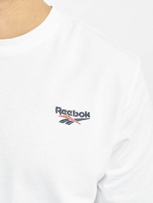 Reebok Classic F Small Vector T-Shirt White image number 3