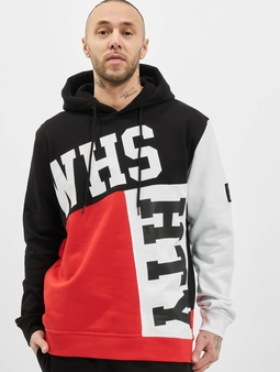 Who Shot Ya? Let's Talk Hoody Black White Red