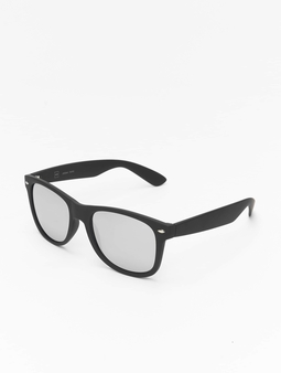 Masterdis Likoma Mirror Sunglasses Black/Silver