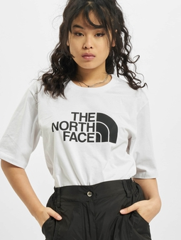 The North Face Bf Easy T-Shirt White/Black