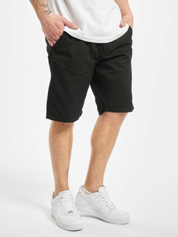 Urban Classics Straight Leg Chino With Belt Shorts