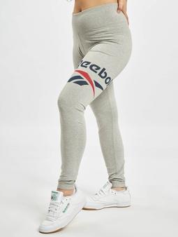 Reebok Identity Big Logo Cotton Leggings/Treggings grå