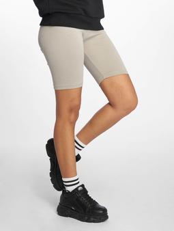 Urban Classics High Waist Cycle Shorts Green/Grey
