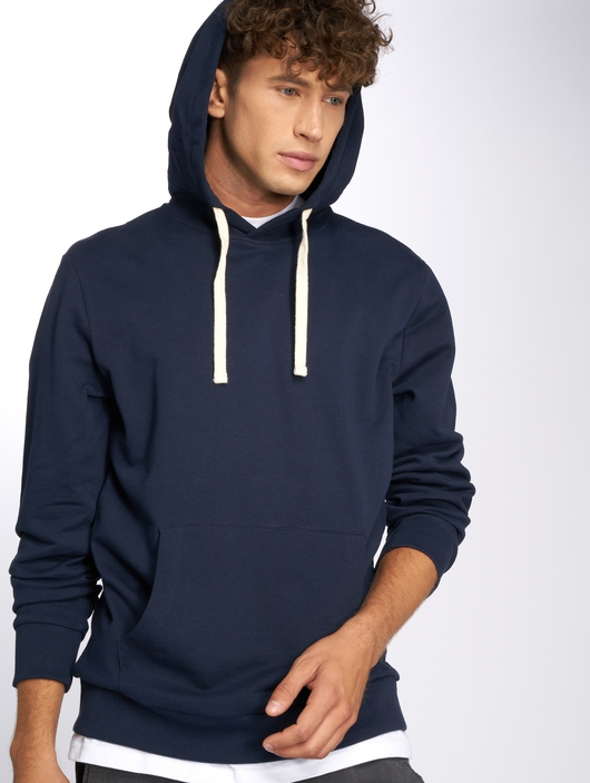Jack & Jones jjeHolmen Noos Hoody Rio Red image number 0
