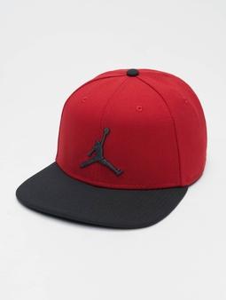 Jordan Pro Jumpman Snapback Cap Black/Black/Black/White