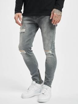 2Y Robert Slim Fit Jeans Black