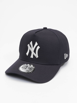 New Era Mlb Properties New York Yankees Colour Ess 940 Aframe Snapback Cap Navy White