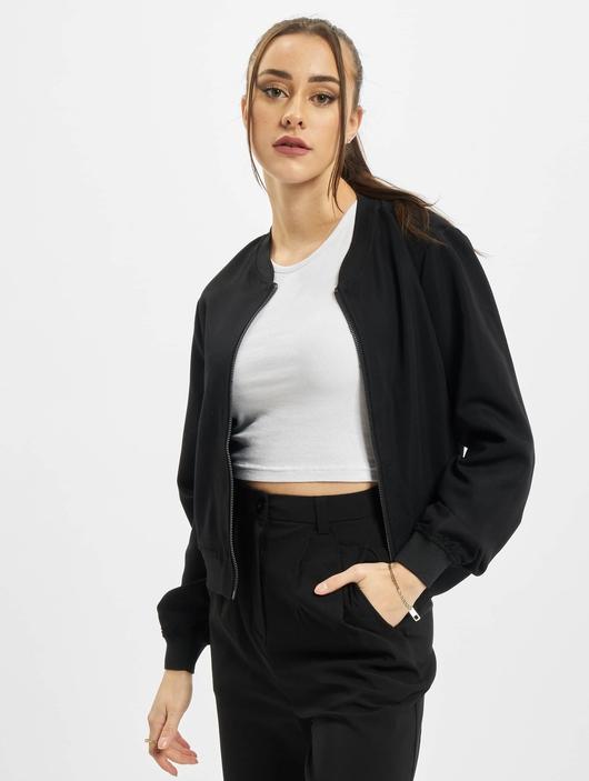 Urban Classics Viscose Twill Blouson Lightweight Jackets image number 0