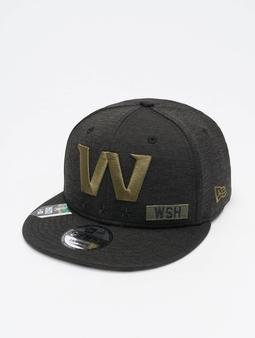 New Era NFL 20 STS EM 9Fifty Washington Redskins Snapback Caps svart