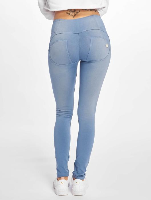 Freddy Medium Waist Skinny Jeans Colored image number 2