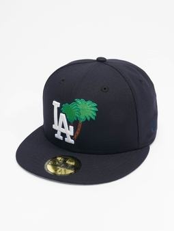 New Era Mlb Properties Los Angeles Dodgers 59fifty Fitted Caps blå