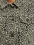 Urban Classics Ladies Short AOP Lightweight Jackets image number 3