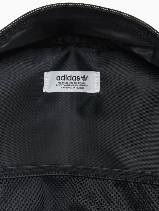 Adidas Originals Adv Backpack Black/White image number 3