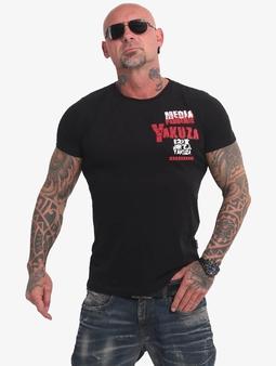 Yakuza Pandemic T-Shirt Black