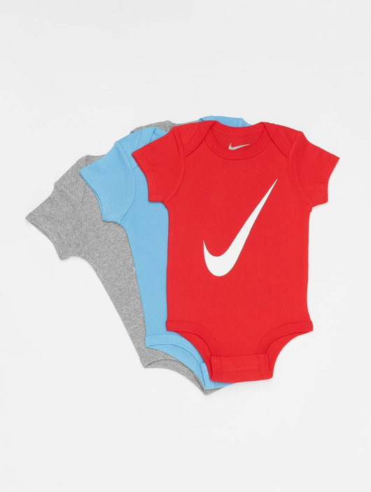 Nike Swoosh S/S Bodysuit 3 Pack University Red image number 0