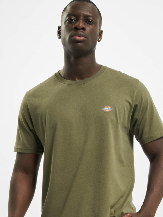 Dickies Stockdale T-Shirt Fire Red image number 0