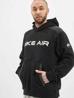 Nike M Nsw Air Po Flc Hettegensre svart