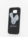 Who Shot Ya? Bunny Logo Samsung Galaxy Case Black image number 0