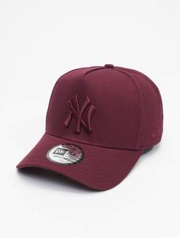 New Era Mlb Properties New York Yankees Colour Ess 940 Aframe Snapback Cap Maroon
