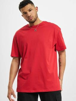 Urban Classics Organic Basic T-skjorter red