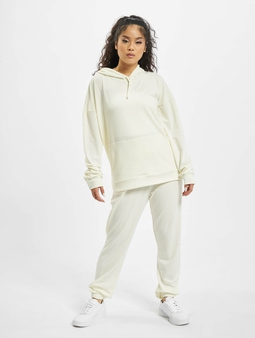Missguided Petite Hoody And Jogger Dresser hvit