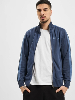Palm Angels Garment Dyed Transitional Jackets blå