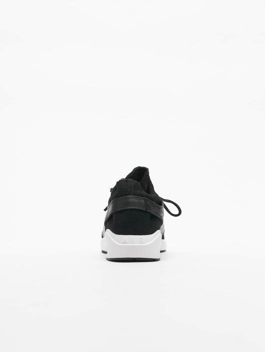 Nike SB Air Max Janoski 2 Premium Sneakers Black/Black/Black/Thunder Grey image number 4