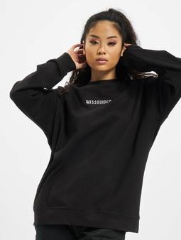 Missguided Petite Branded Sweatshirt