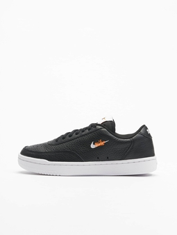 Nike Court Vintage PRM Sneakers Black/White/Total