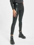 Only onlSuper-Star PU Leggings Black image number 2