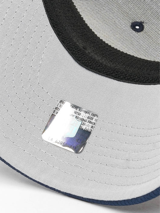 New Era NFL New England Patriots Onfield Road 39Thirty Flexfitted Caps image number 2