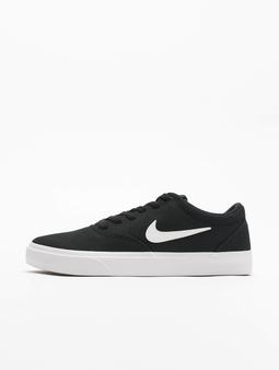 Nike SB Charge SLR Sneakers White/Black/White/Gum