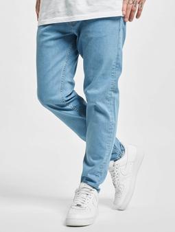 2Y Renton  Slim Fit Jeans blå