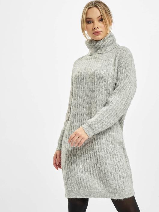 Rock Angel Dress Grey Melange Standard 1 image number 0