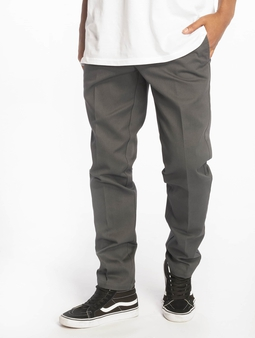 Dickies Slim Fit Work Pants Charcoal Grey