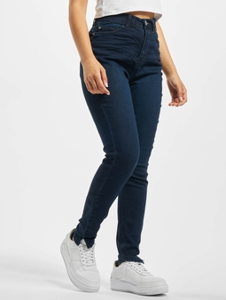 Stitch & Soul Skinny Jeans Dark Blue Denim D214