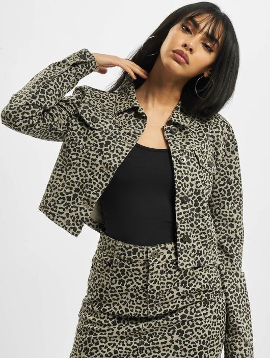 Urban Classics Ladies Short AOP Lightweight Jackets image number 0