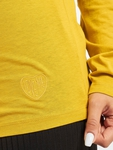 Sublevel Shirt Ochre Yellow image number 3