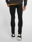 Jack & Jones jjiLiam jjOriginal Skinny Jeans Black Denim image number 1