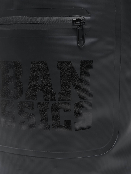 Urban Classics Dry Backpack Black image number 2