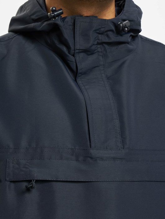 Brandit Summer Windbreaker Navy image number 3