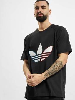 adidas Originals Tricolor  T-skjorter svart
