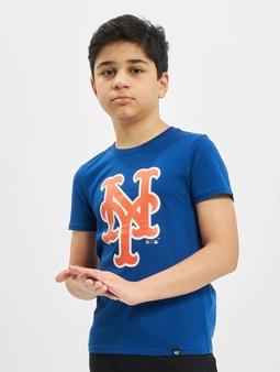 '47 MLB Mets Imprint Super Rival T-Shirt Royal
