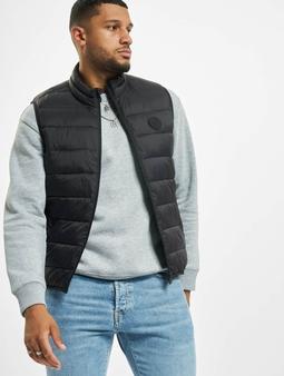 Jack & Jones jjeMagic Bodywarmer Collar Puffer Vest Rosin