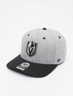 '47 NHL Vegas Golden Knights Storm Cloud TT MVP DP Snapback Cap