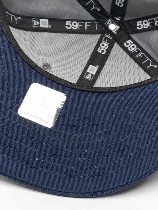 New Era NFL New England Patriots Jersey Essential 59Fifty Fitted Caps image number 2
