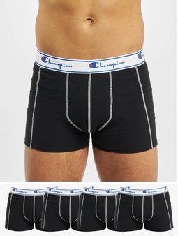 Champion Underwear X5 5-Pack Boksershorts svart