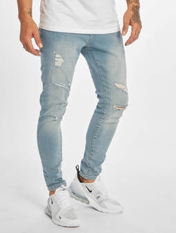 DEF Rio Slim Fit  Jeans Blue Wash